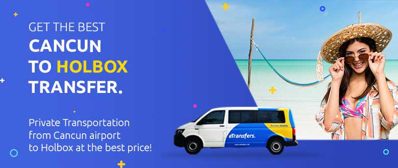 Cancun Airport Shuttle to Holbox | eTransfers