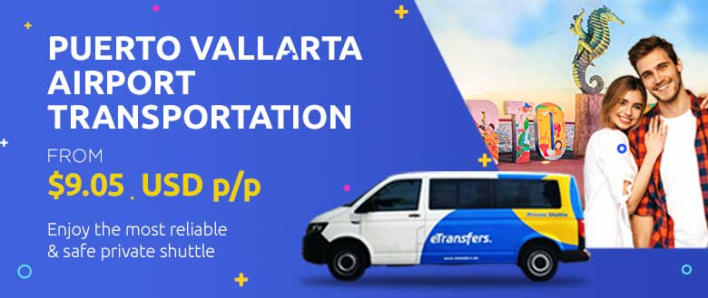 Puerto Vallarta Airport Transportation | eTransfers