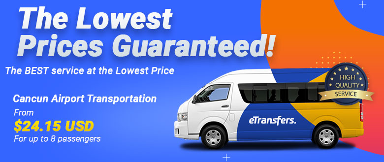 Cancun airport transportation | eTransfers